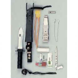 Deluxe Survival Kit Knife